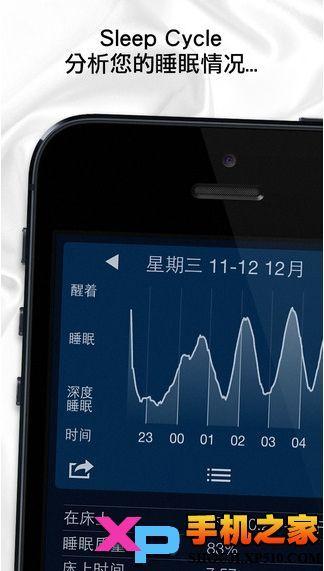 睡眠闹钟iOS版
