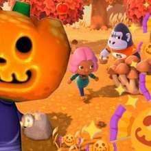 Animal Crossing: New Horizons HALLOWEEN JACK COMPLETE PACK