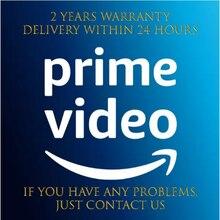 Vidéo AMAZON PRIME, accès au courrier, offre limitée, dans le monde entier, 3 appareils, compatible avec ALEXA
