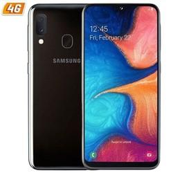 Samsung galaxy a20e черный мобильный телефон-5,8 '/14,7 см-cam (13 + 5)mp/8mp - oc (1,6 ГГц + 1,35 ГГц)-32 ГБ-пикселей, 3 Гб оперативной памяти-android-