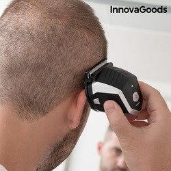 Zestaw fryzjerski InnovaGoods Perfect Cut Pro (15 sztuk) w Maszynki do włosów od AGD na