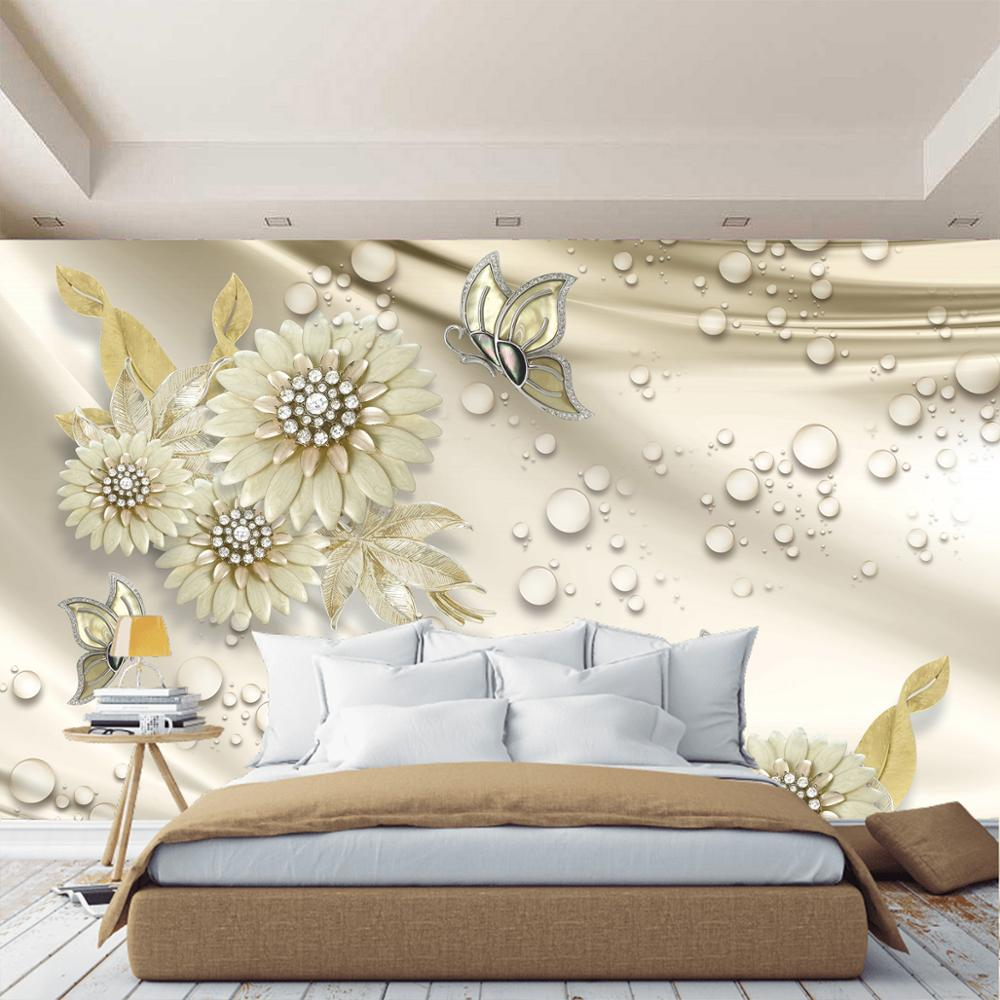 3D Photo Wallpaper On The Wall Abstract, Wallpaper For Room, Kitchen, Bedroom, Photo Wallpaper Enhance Space