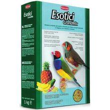 Корм для птиц PADOVAN Grandmix основной для экзотических птиц 1кг