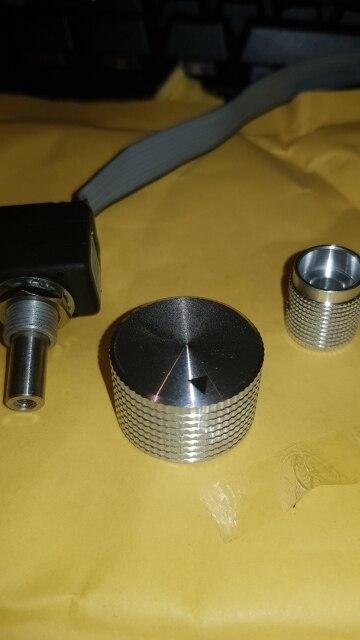 Отзыв о товаре Прочные алюминиевые ручки 25X15 мм, регулятор громкости аудио от пользователя S***s