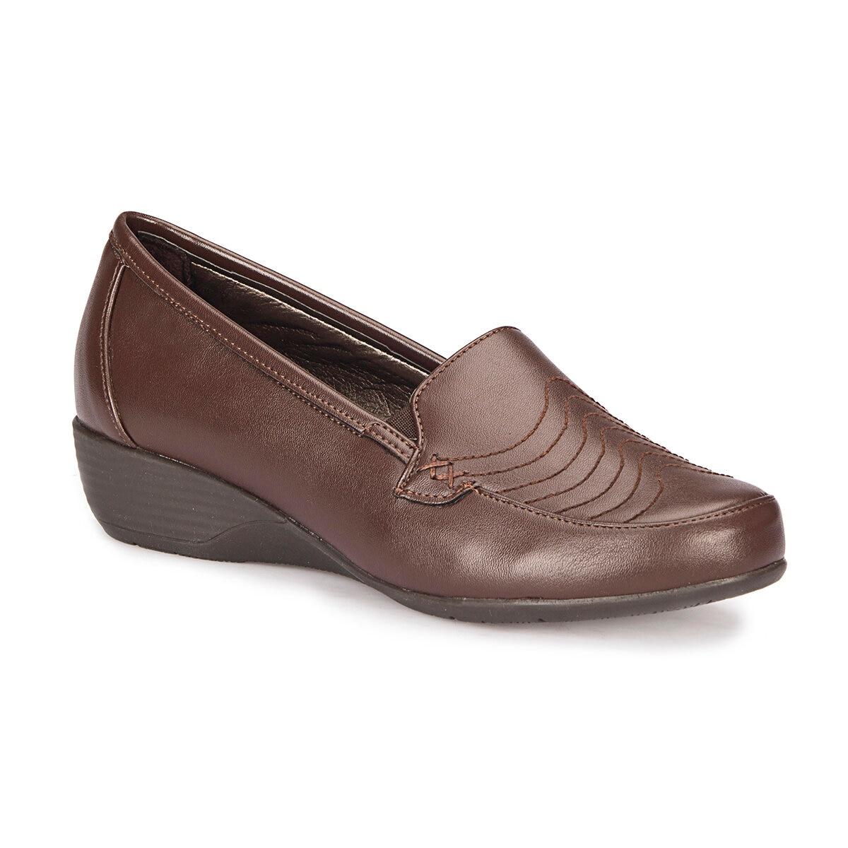 FLO 72.158075.Z Black Women Shoes Polaris