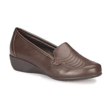 FLO 72 158075 Z czarne buty damskie Polaris tanie i dobre opinie Trzciny