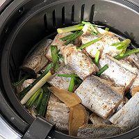 #百变鲜锋料理#简单快手无负担的无油带鱼的做法图解2