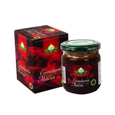 Themra Epimedium Turkish Honey Mix Macun Horny Goat Weed Ginseng Herbal Aphrodisiac– Turkish Paste (4 x 240 gr), %100 Halal 3