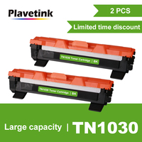 Plavetink TN1030 Toner Cartridge Compatible For Brother TN1000 TN1030 TN1080 TN1060 TN1070 TN1075 HL1110 TN 1000 1075|Toner Cartridges|   -