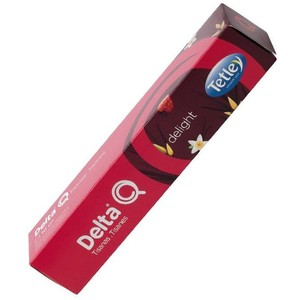 Tisanas Delight, 10 Delta Q capsules