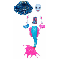 Doll Monster High Make A Monster Siren, Create a Monster
