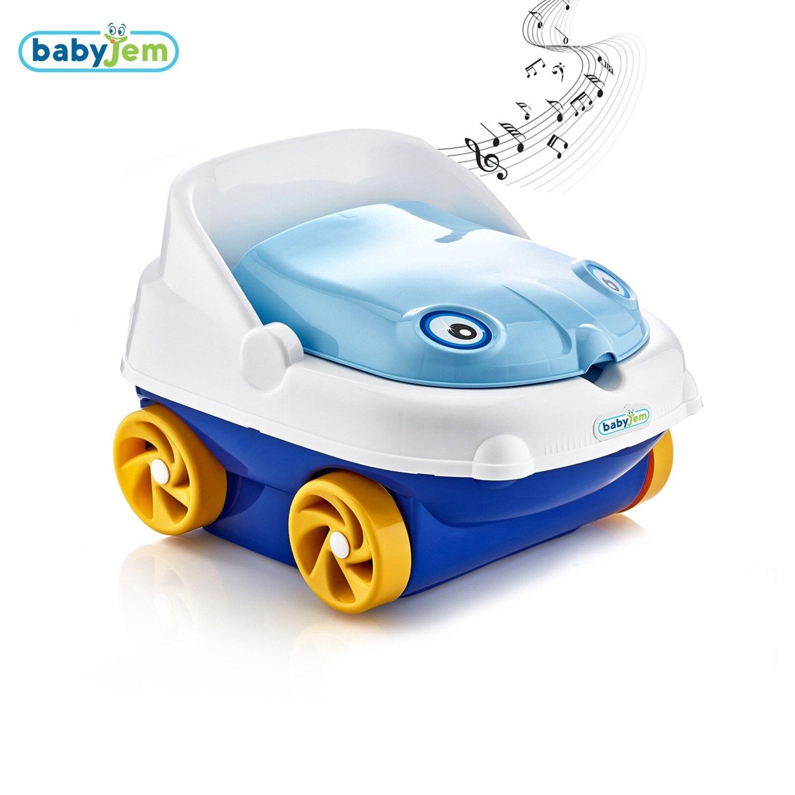 Ebebek Babyjem Lux Musical Baby Training Potty