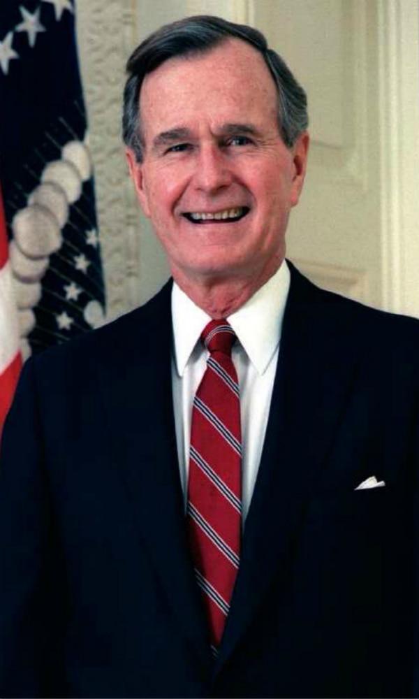 《老布什》封面图片