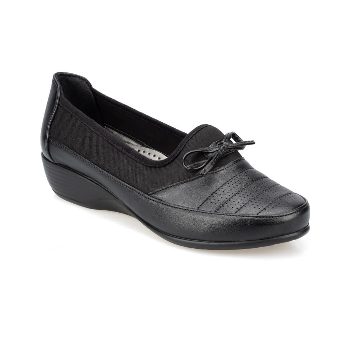 FLO 91.150690.Z Black Women Shoes Polaris