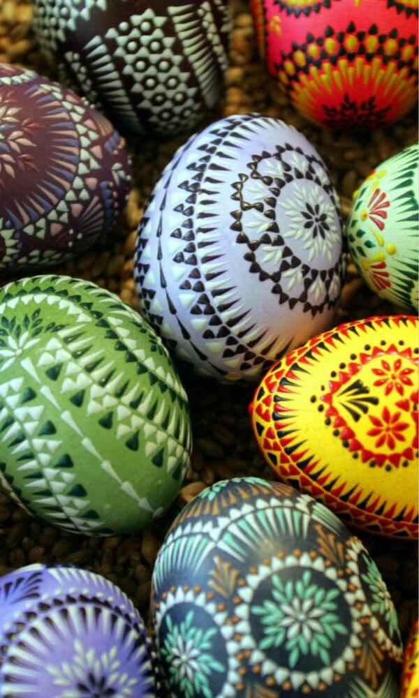 《复活节》封面图片