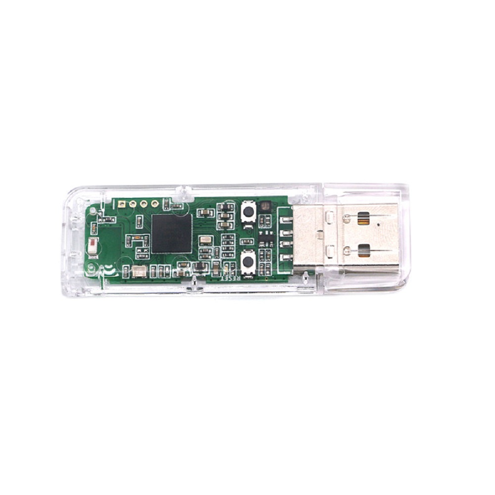 Taidacent NRF52840 USB Dongle Bluetooth Low Energy Desktop NRF Connect Bluetooth 5.0 Dongle With Shell USB Wireless Dongle