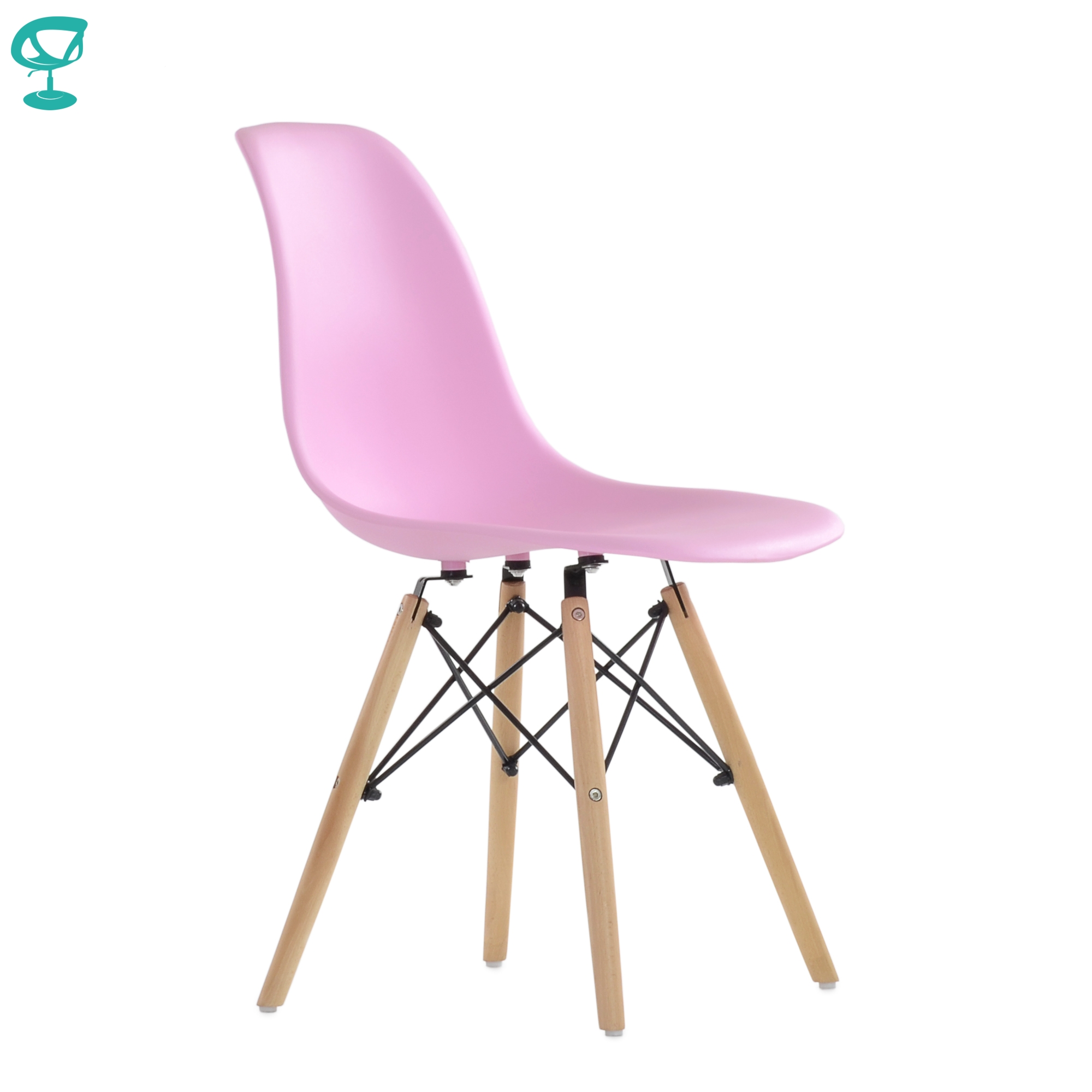 95712 Barneo N-12 Plastic Wood Kitchen Breakfast Interior Stool Bar Chair Kitchen Furniture Free Delivery In Russia