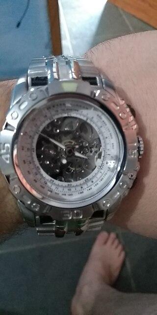 -- Relógio Completo Grande