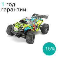 Радиоуправляемый трагги Remo Hobby S EVO-R 4WD 2,4G 1/16 RTR RH1661 Мощная модель с влагозащитой приемника усиленным акб 1500mah