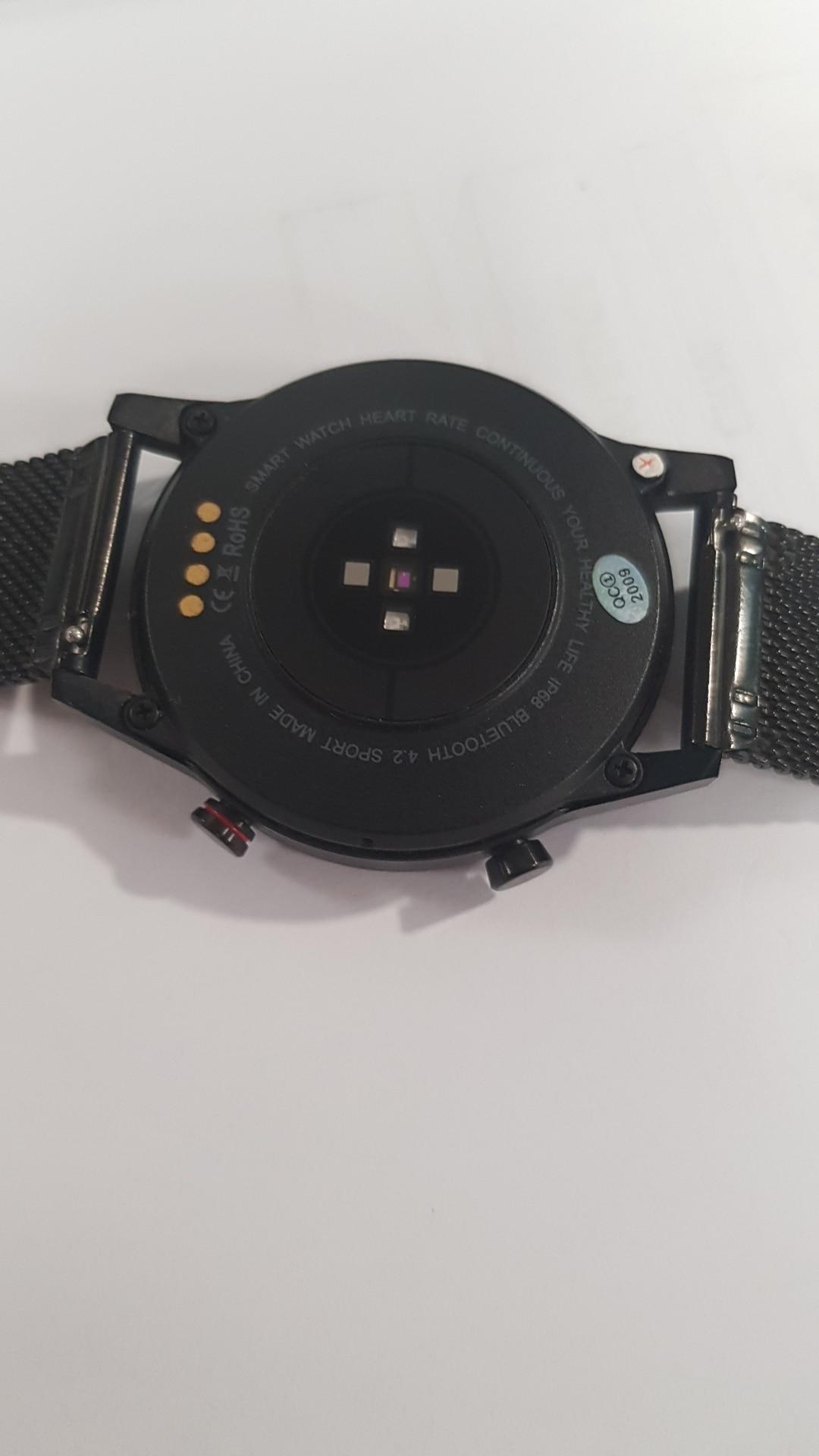 montre intelligente Bluetooth appel Smartwatch hommes femmes Sport Fitness