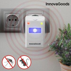 Repelente de insectos y roedores, LED InnovaGoods