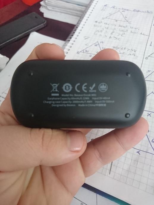 Baseus TWS Bluetooth Earphone Headset 3D Stereo Wireless Headphone Sport Bluetooth Earphone with HD Mic for Phone Fone De Ouvido|Phone Earphones & Headphones| |  - AliExpress