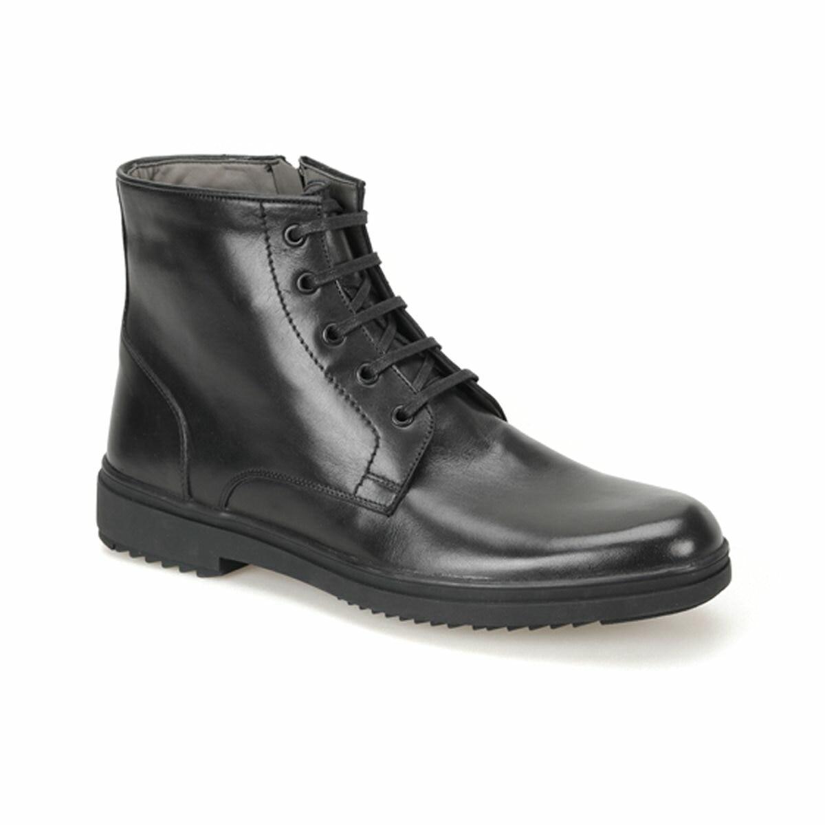 Botas negras para hombre FLO KL-231-2