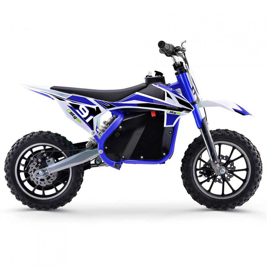 Minimoto BIPOWER 500W For Kids Blue Elityon
