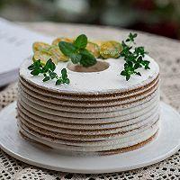 基础款木糖醇咸酸奶油蛋糕(抹面手残星人友好)的做法图解19