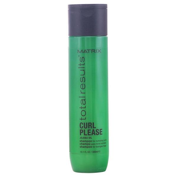 Moisturizing Shampoo Total Results Curl Please Matrix