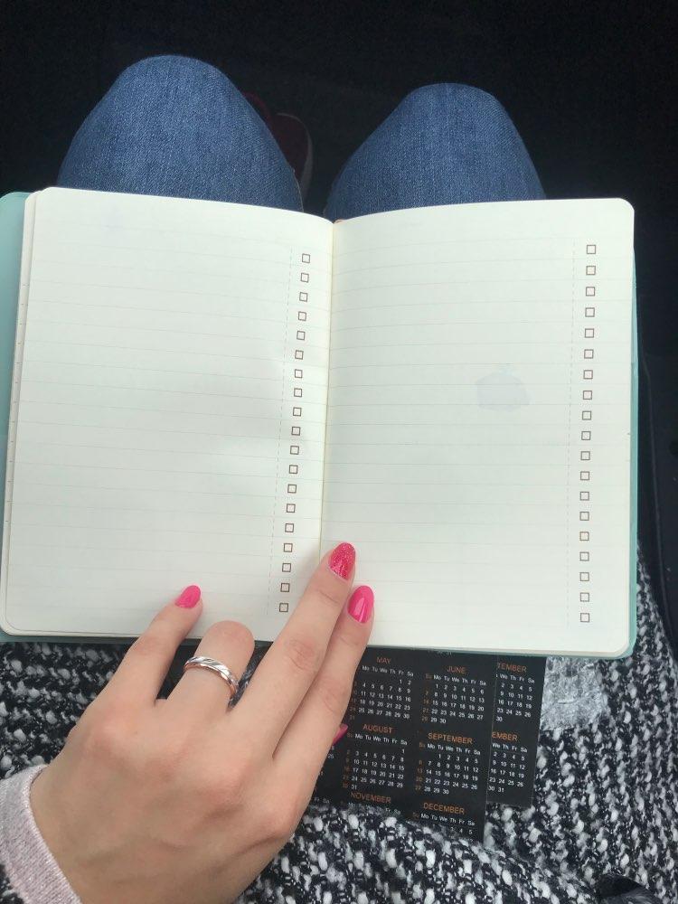 Cadernos semanal planejador organizador