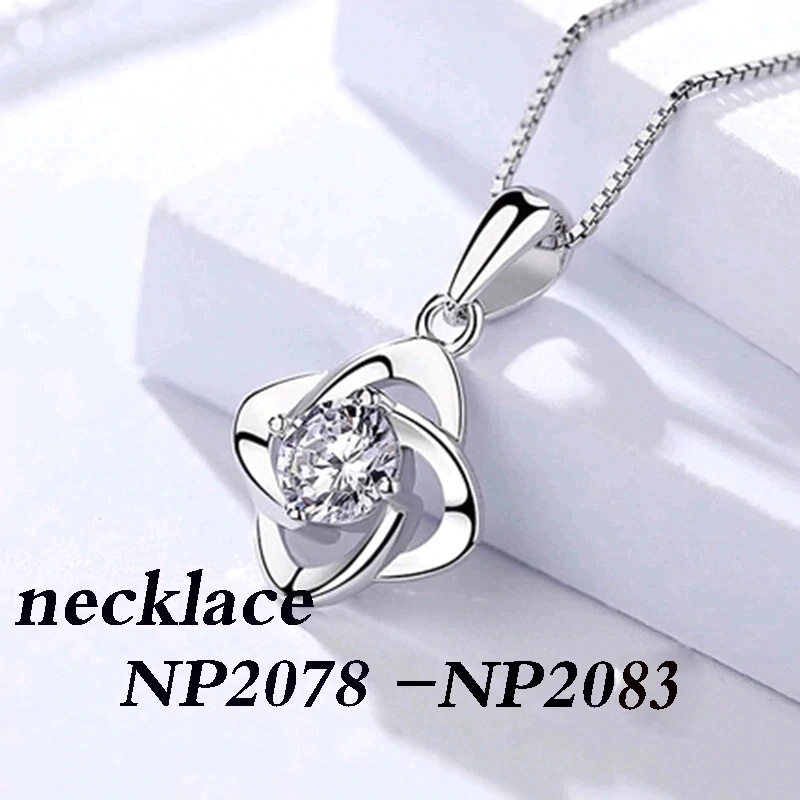 Fashion classic high quality ladies necklace  NP2078 NP2079  NP2080 NP2081 NP2082 NP2083