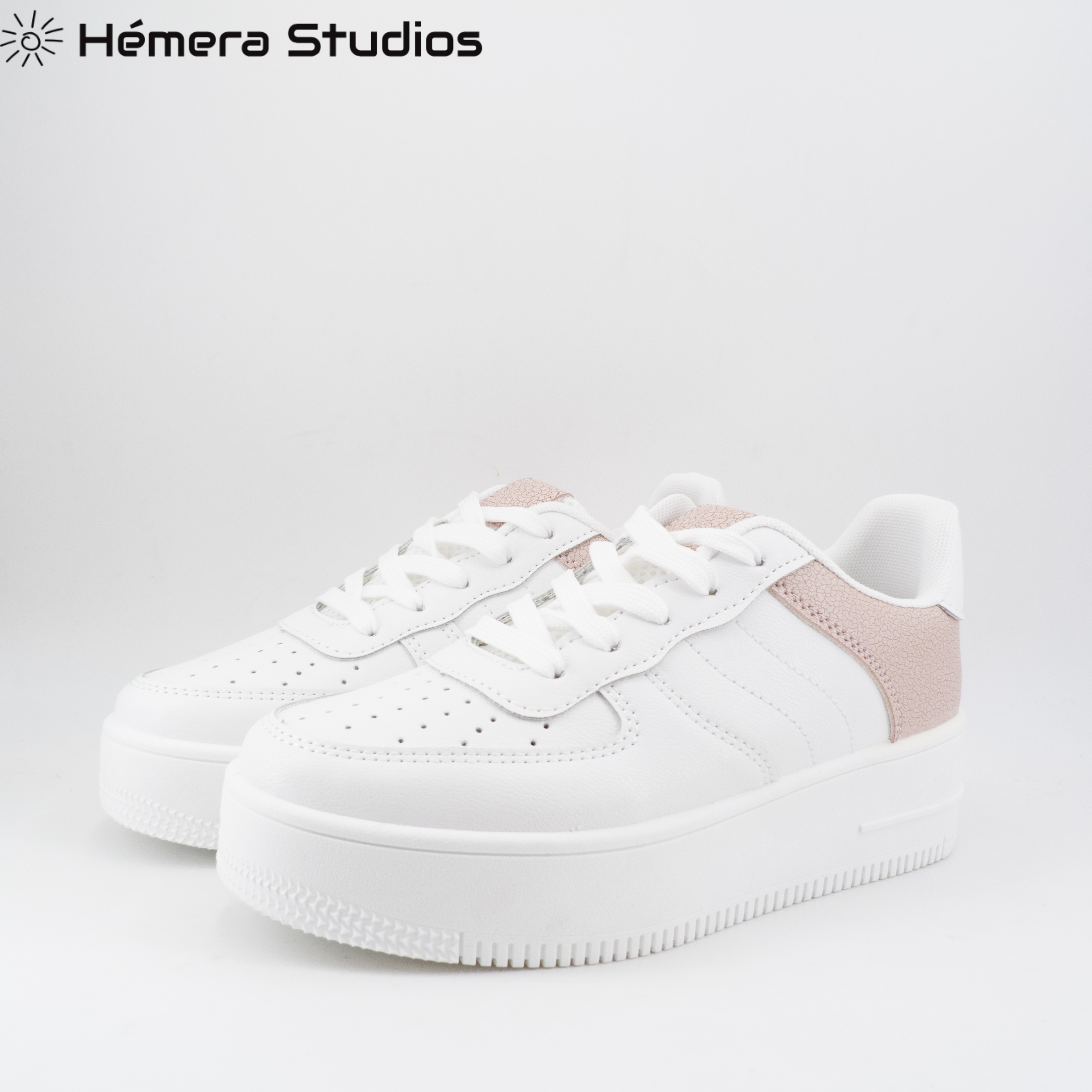 Smart Casual Sneaker For Woman With Cords Platform Sneakers Sneakers In White Stamping Animal 2020 Summer Fashion Fashion