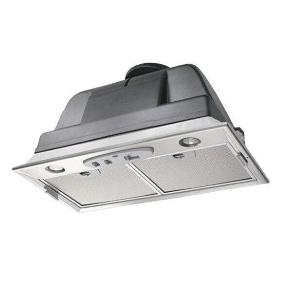 Conventional Hood Mepamsa SMART 70 INOX 70 Cm 270 M3/h 63 DB 125W Stainless Steel