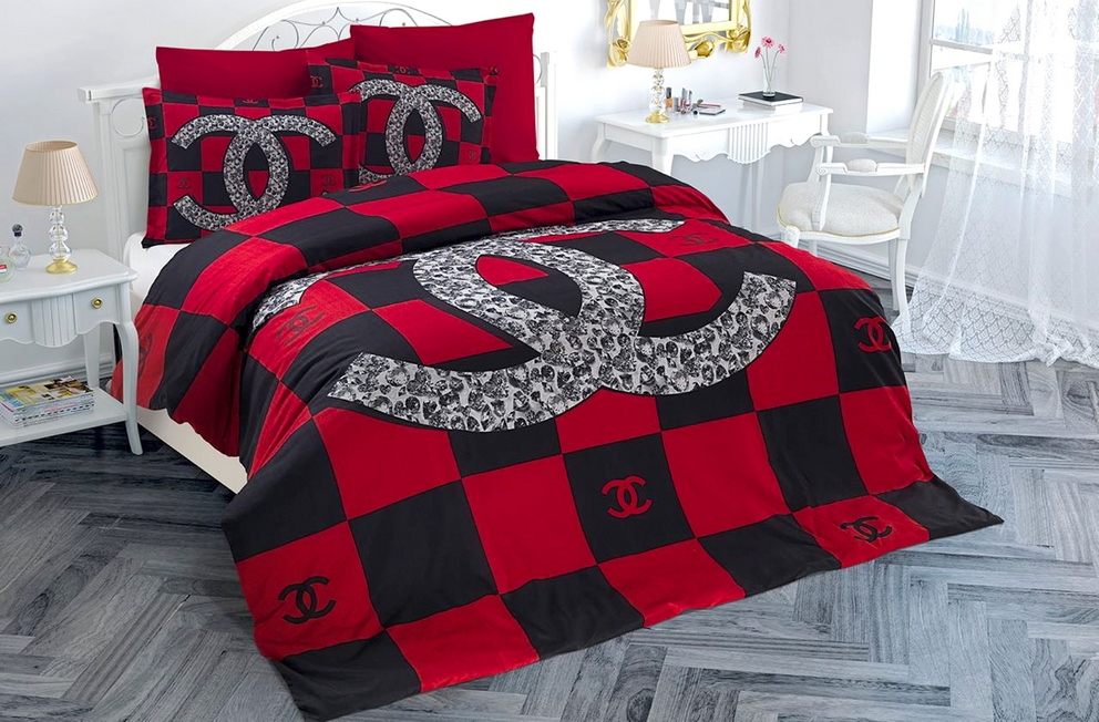 Ship From TURKEY Estilo Markets Black Lux Bedding Sets