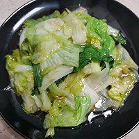 耗油生菜的做法图解5