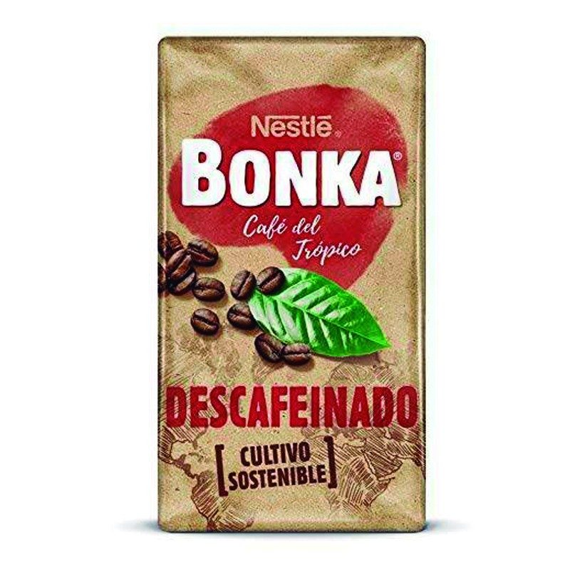 Decaf Coffee ground Bonka 250g image