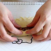 香炸天的香葱芝士火腿面包,你真得不试试么的做法图解8