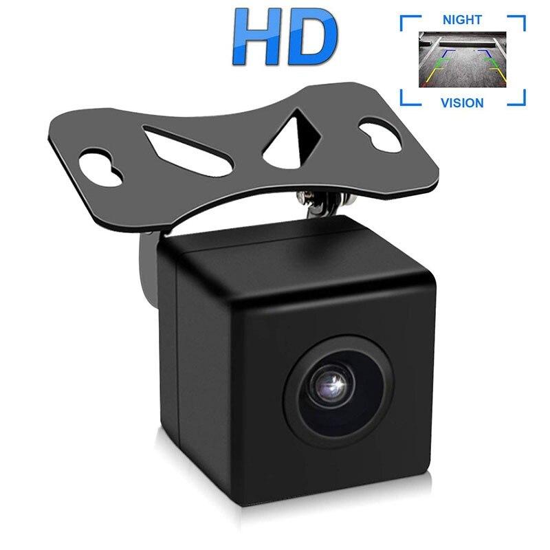Новая Автомобильная камера заднего вида, универсальная HD камера ночного видения, запасная парковочная камера 170, широкоугольная Водонепроницаемая камера заднего вида s для заднего вида - Название цвета: Without Cable