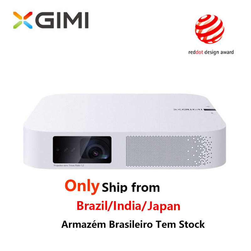 XGIMI Home Cinema Projectors Bluetooth Smart Android-6.0 Z6 Polar Mini Portable Full-Hd title=