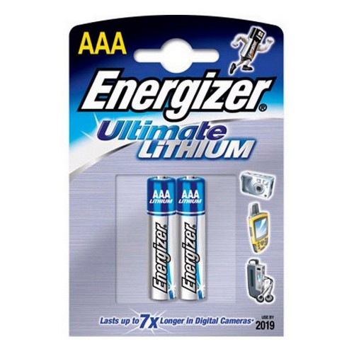 Батареи ААА Energizer Ultimate LITHIUM, арт. 1374 Батарейки    АлиЭкспресс