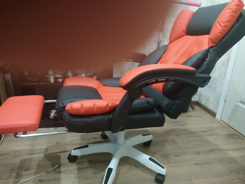 High Quality Office Boss Chair Ergonomic Computer Gaming Chair Internet Cafe Seat Household Reclining Chair|Office Chairs|   - AliExpress