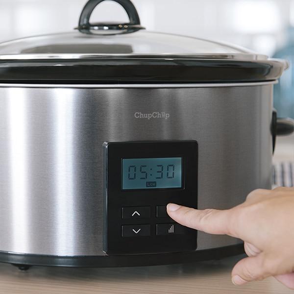 Slow Cooker Cecotec ChupChup Matic 5,5L 260W 5