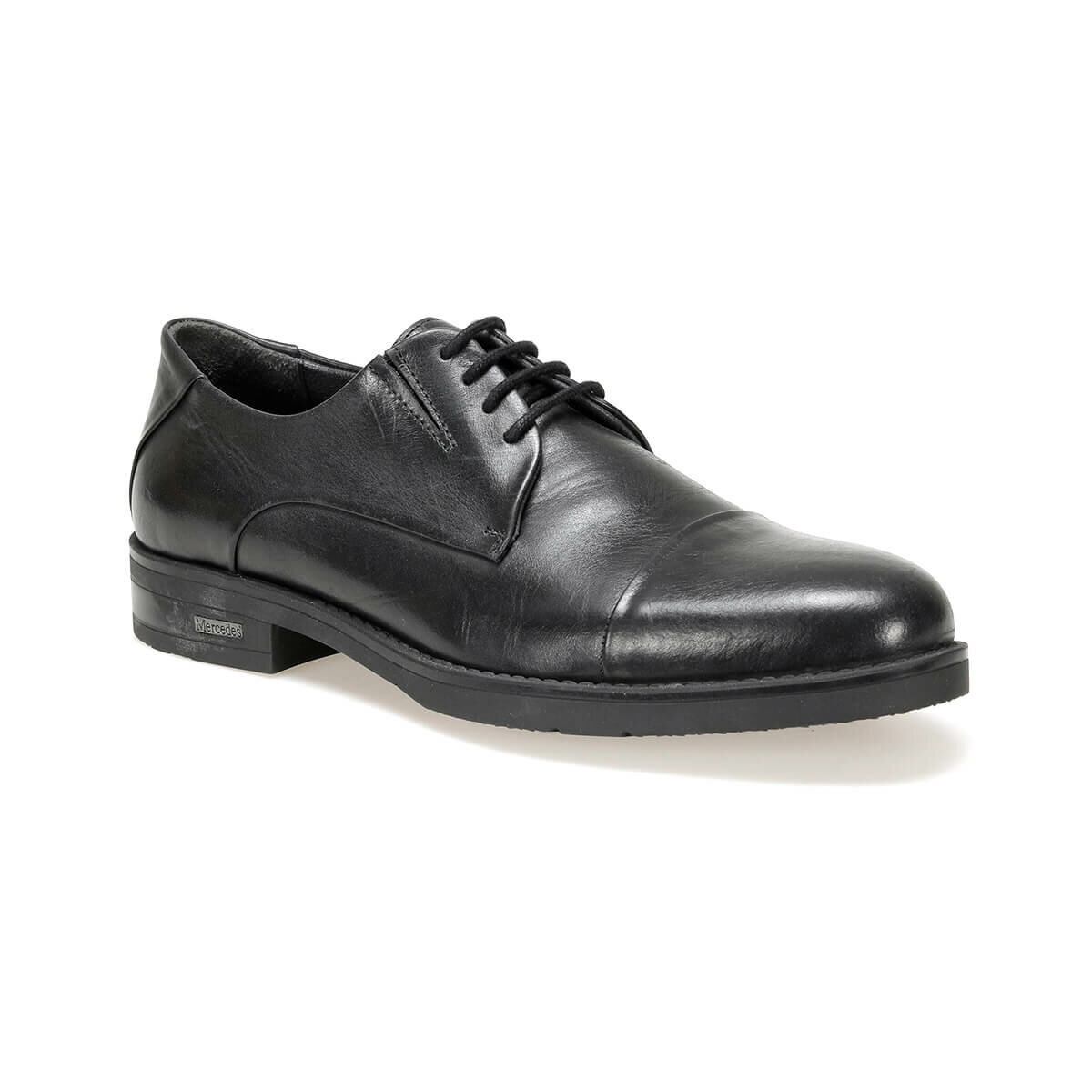 FLO HOLMES 9PR Black Men 'S Classic Shoes MERCEDES