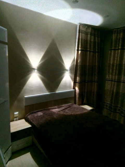 Luminárias de parede Abajur Acrílico Indoor