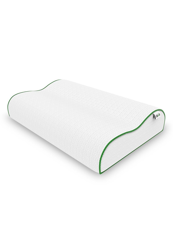 Подушка ортопедическая Darwin Orto 1.0, 32х51х8/11 см., с эффектом памяти Подушки на кровать      АлиЭкспресс