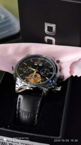 -- Relógios Dwaterproof Completo-aço