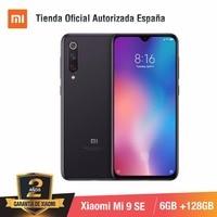 Global Version for Spain] Xiaomi Mi 9 SE (Memoria interna de 128GB, RAM de 6GB, Triple camara de 48 MP) smartphone