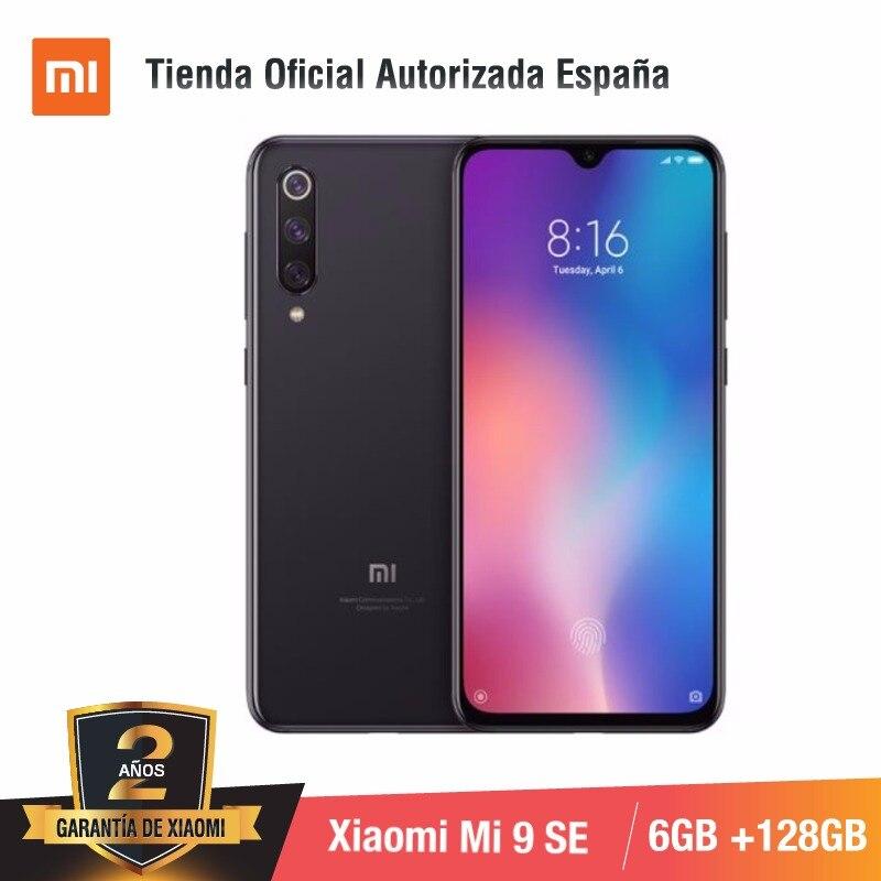 Version mondiale pour l'espagne] Xiao mi mi 9 SE (memia interna de 128 go, RAM de 6 go, Triple camara de 48 MP) smartphone