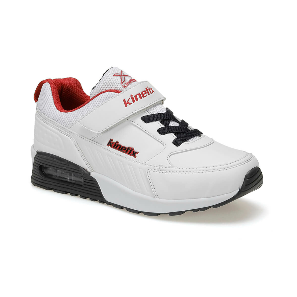 FLO HAZEL 9PR White Male Child Sneaker Shoes KINETIX